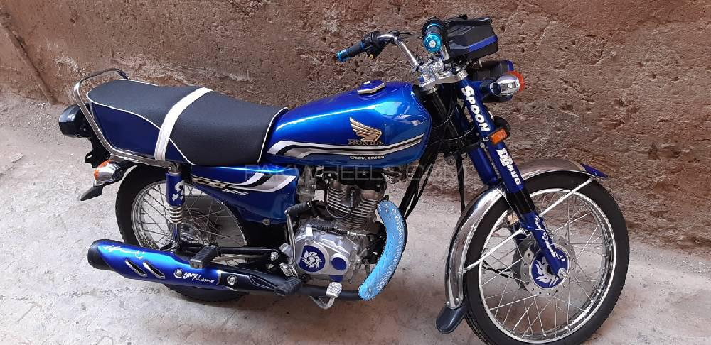 ZXMCO ZX 125 Stallion 2019 Image-1