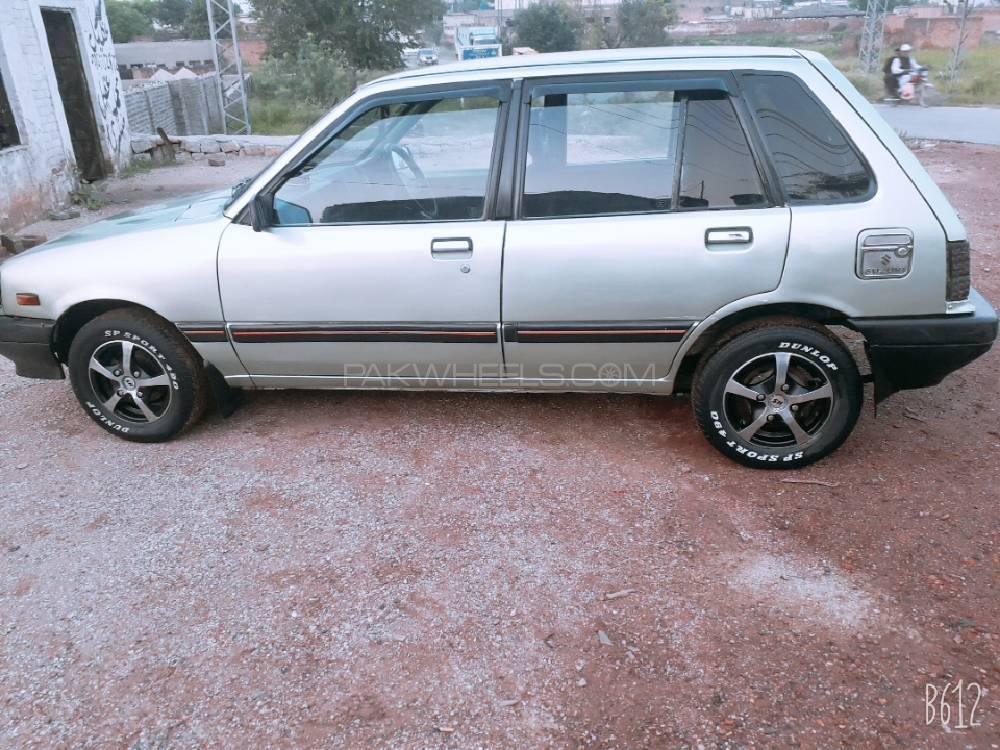 Suzuki Khyber Limited Edition 1986 Image-1