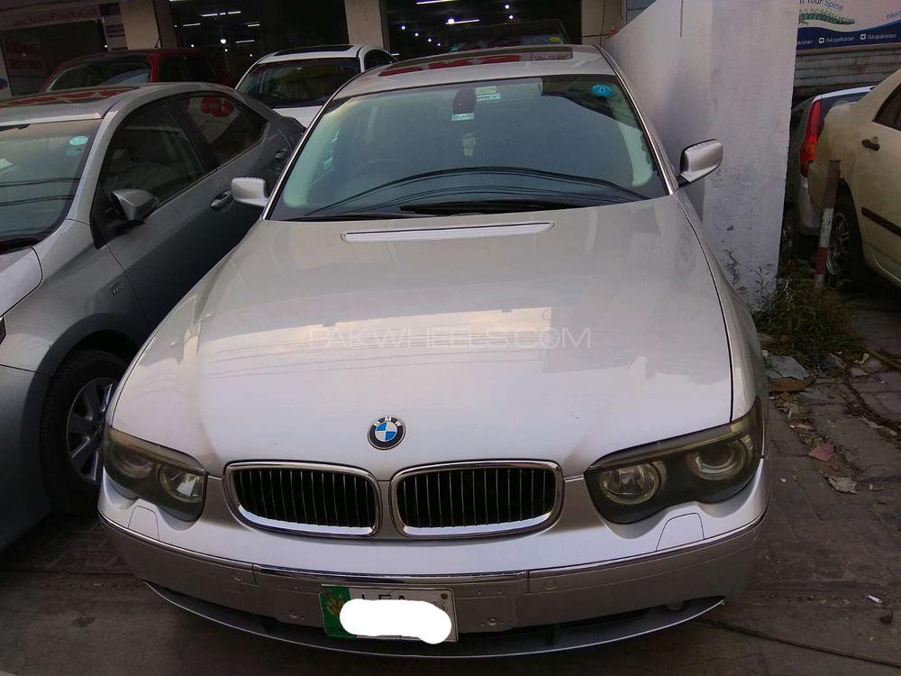 BMW 7 Series 735i 2004 Image-1