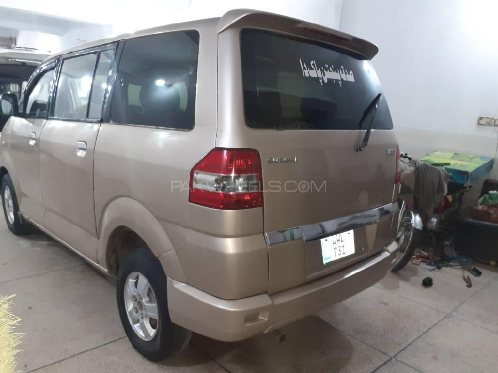 Suzuki APV GLX 2006 Image-1