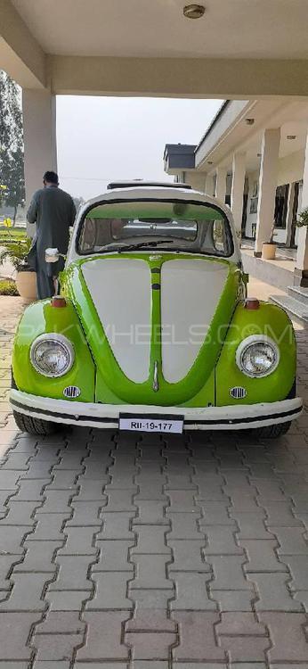 Volkswagen Beetle 1200 1960 Image-1