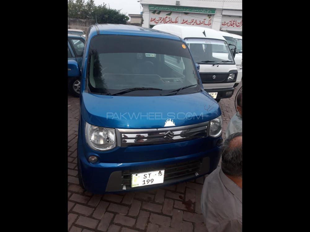 Suzuki MR Wagon 10TH ANNIVERSARY LIMITED 2011 Image-1
