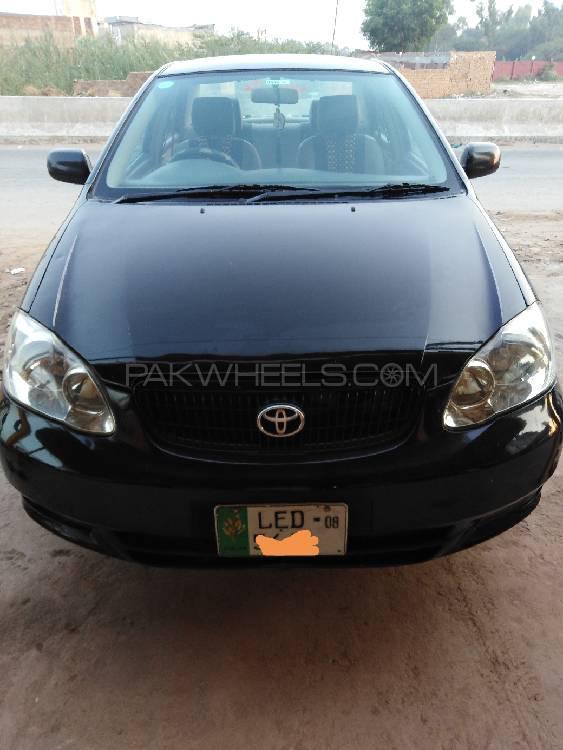 Toyota Corolla XLi 2008 Image-1
