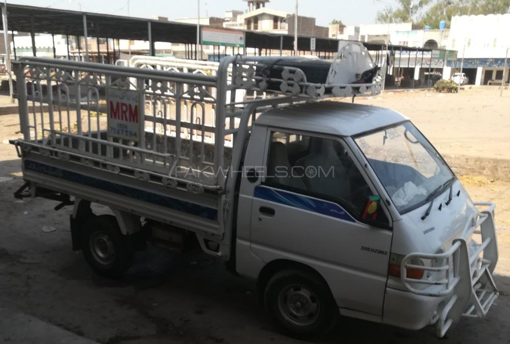 Hyundai Shehzore Pickup H-100 (With Deck and Side Wall) 2009 Image-1