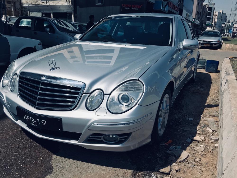 Mercedes Benz E Class E220 CDI 2007 Image-1