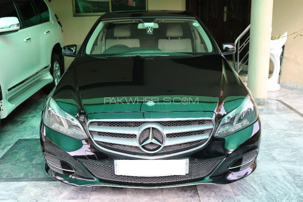 Mercedes Benz E Class E250 2014 Image-1