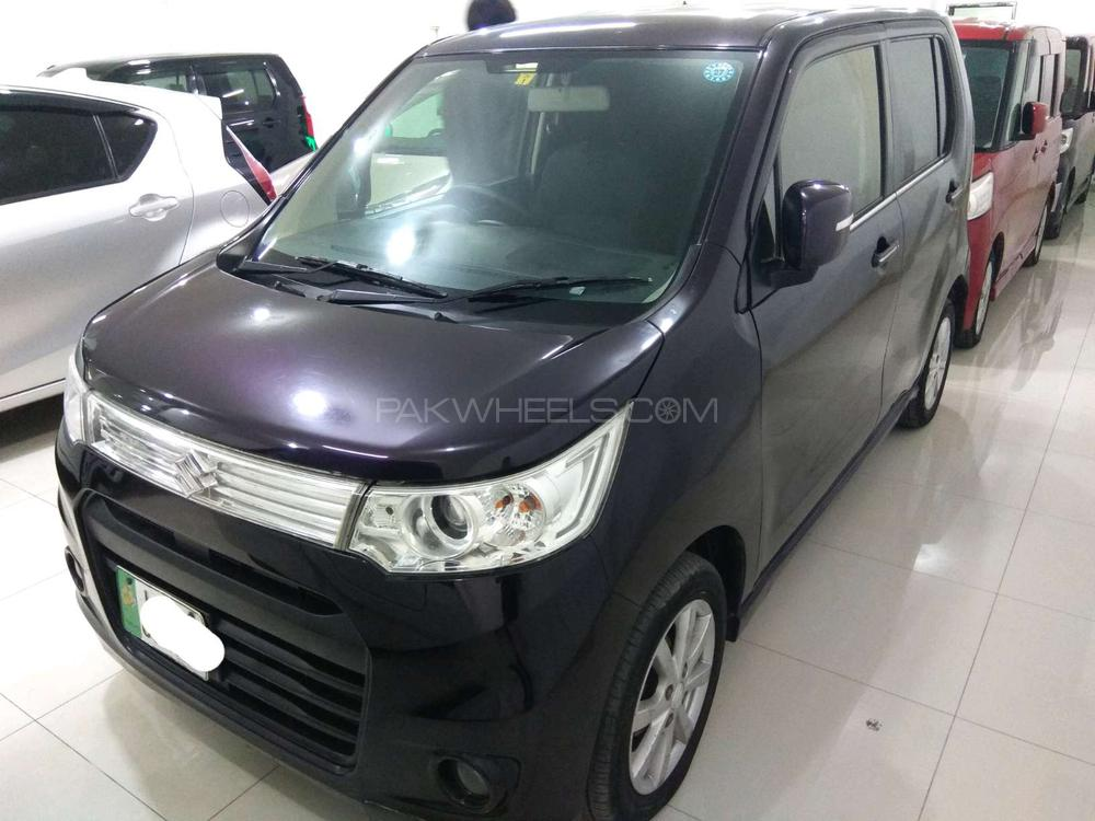 Suzuki Wagon R Stingray Limited 2012 Image-1