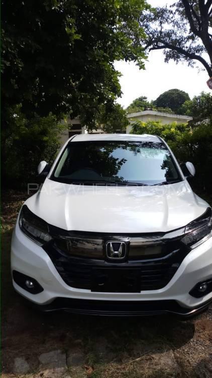 Honda Vezel 2018 Image-1