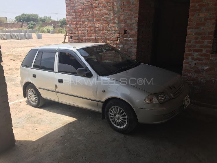 Suzuki Cultus VXR (CNG) 2003 Image-1