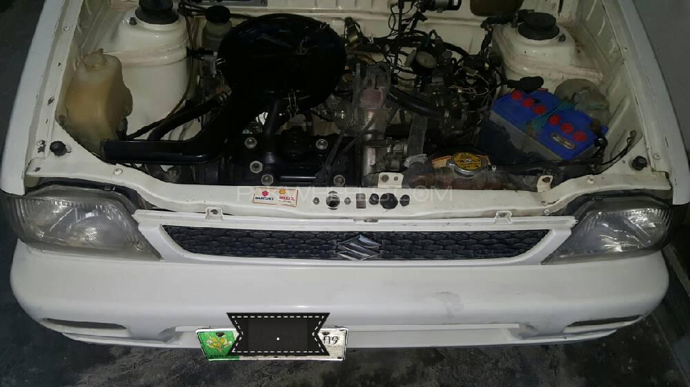 Suzuki Mehran VXR (CNG) 2009 Image-1