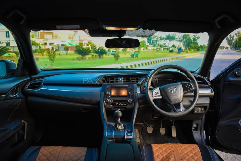 Honda Civic 2017 Image-1