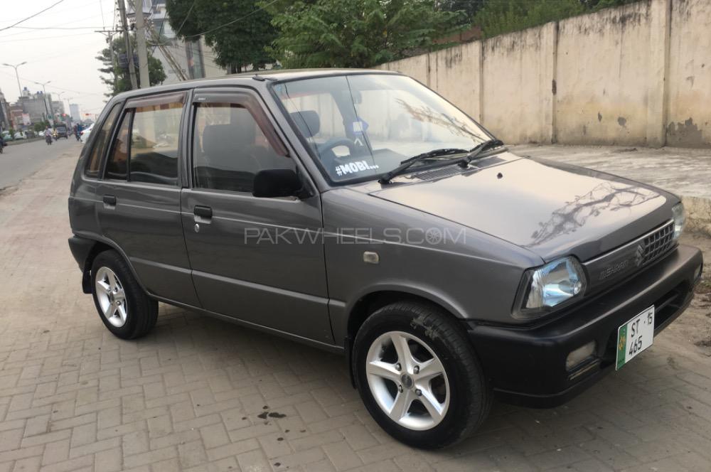 Suzuki Mehran - 2015  Image-1