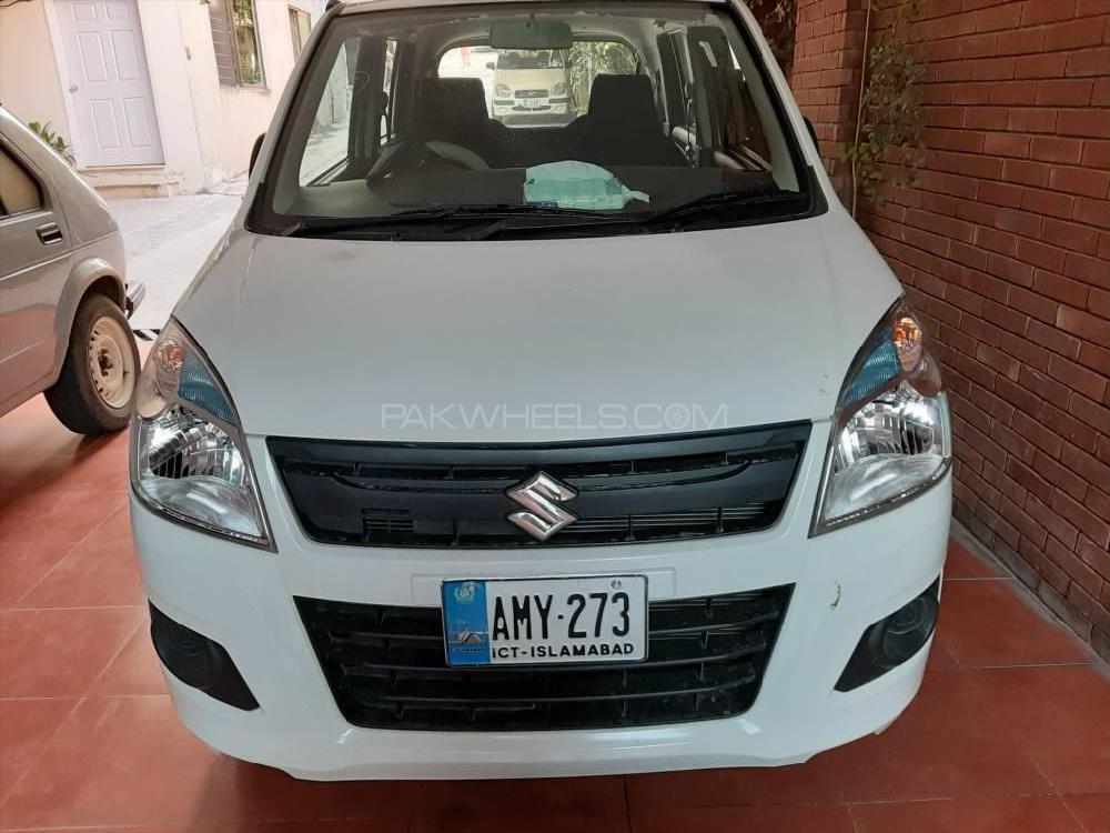 Suzuki Wagon R VXR 2019 Image-1