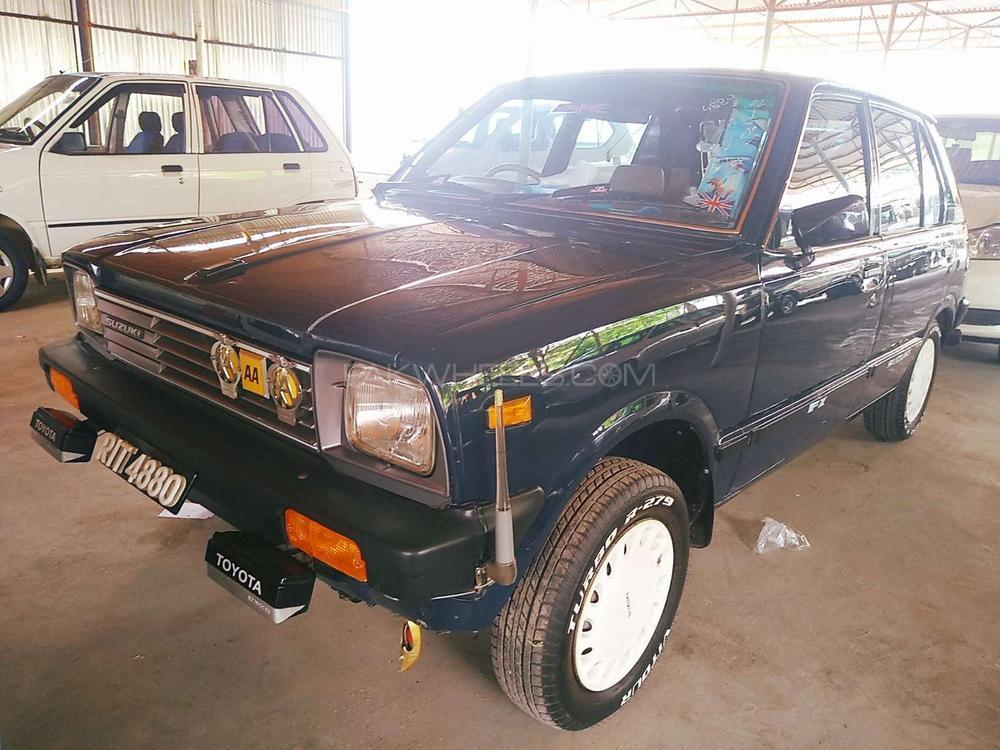 Suzuki FX GA 1995 Image-1