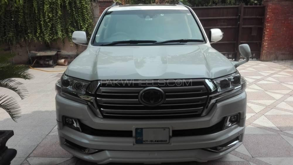 Toyota Land Cruiser AX G Selection 2018 Image-1