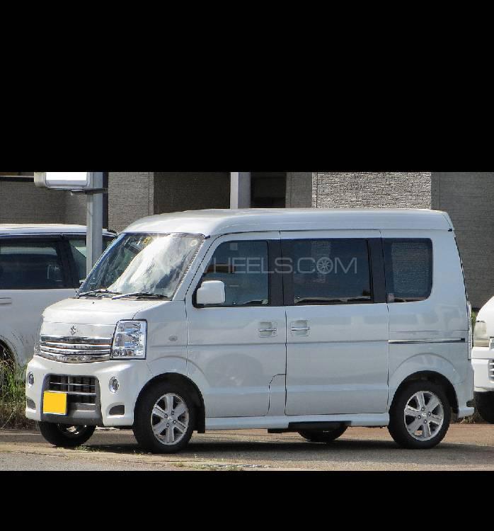 Suzuki Every Wagon PZ Turbo Special 2011 Image-1
