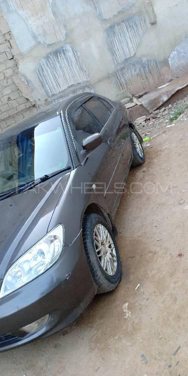 Honda Civic VTi Oriel Prosmatec 1.6 2005 Image-1