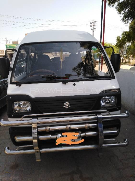 Suzuki Bolan Cargo Van Euro ll 2019 Image-1