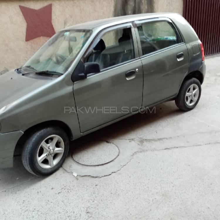 Suzuki Alto VXR (CNG) 2011 Image-1