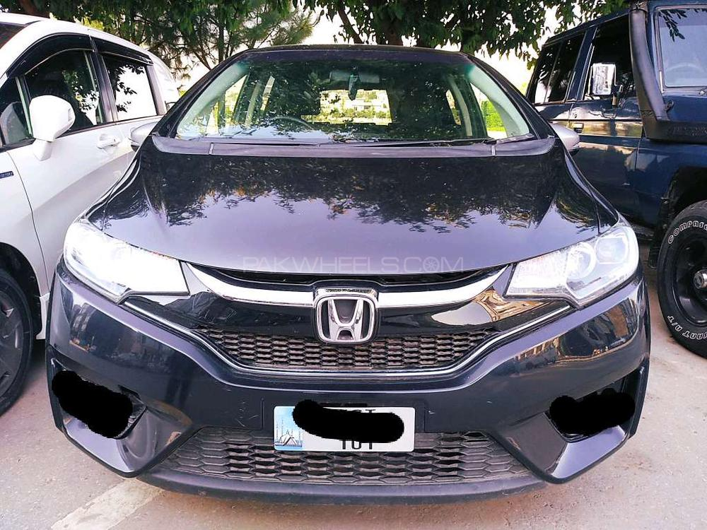Honda Fit 1.5 Hybrid Base Grade  2016 Image-1