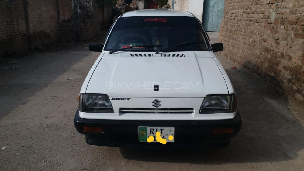 Suzuki Swift RS 1.0 1992 Image-1