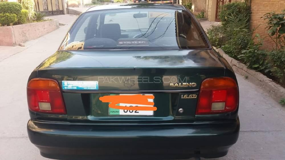 Suzuki Baleno GTi 1.6 2001 Image-1