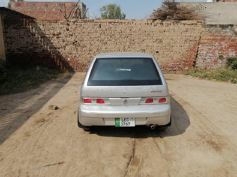 Suzuki Celerio VXi 2011 Image-1