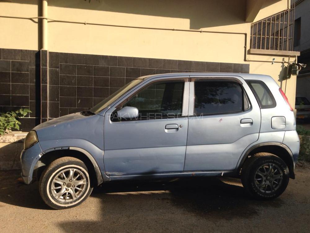 Suzuki Kei B Turbo 2005 Image-1