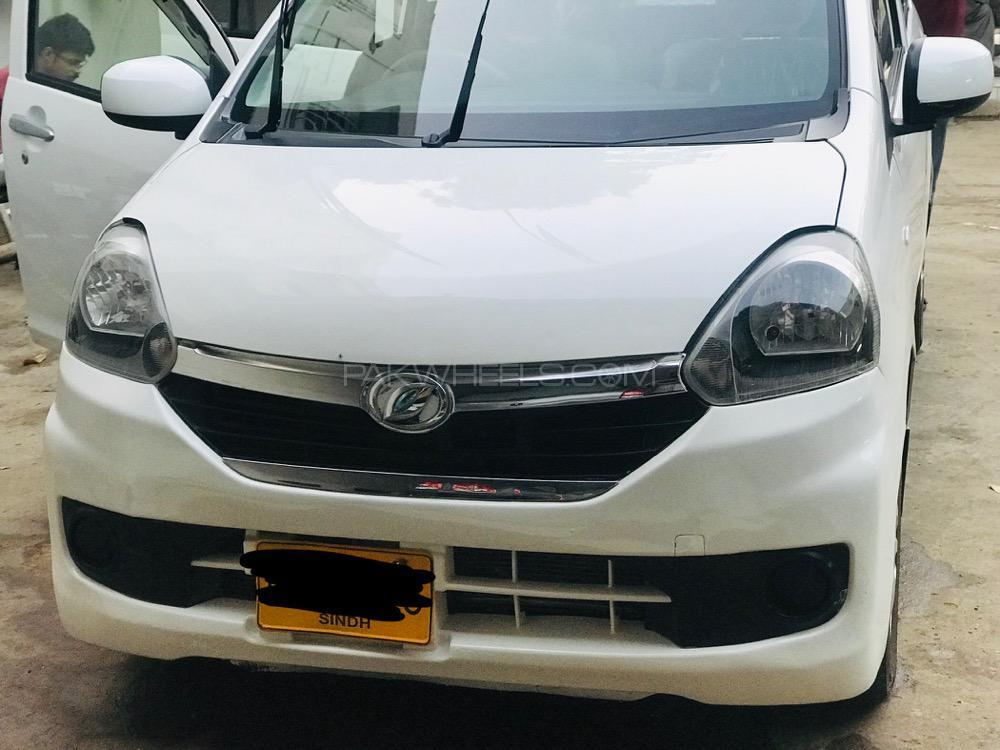 Daihatsu Mira X SA 2014 Image-1