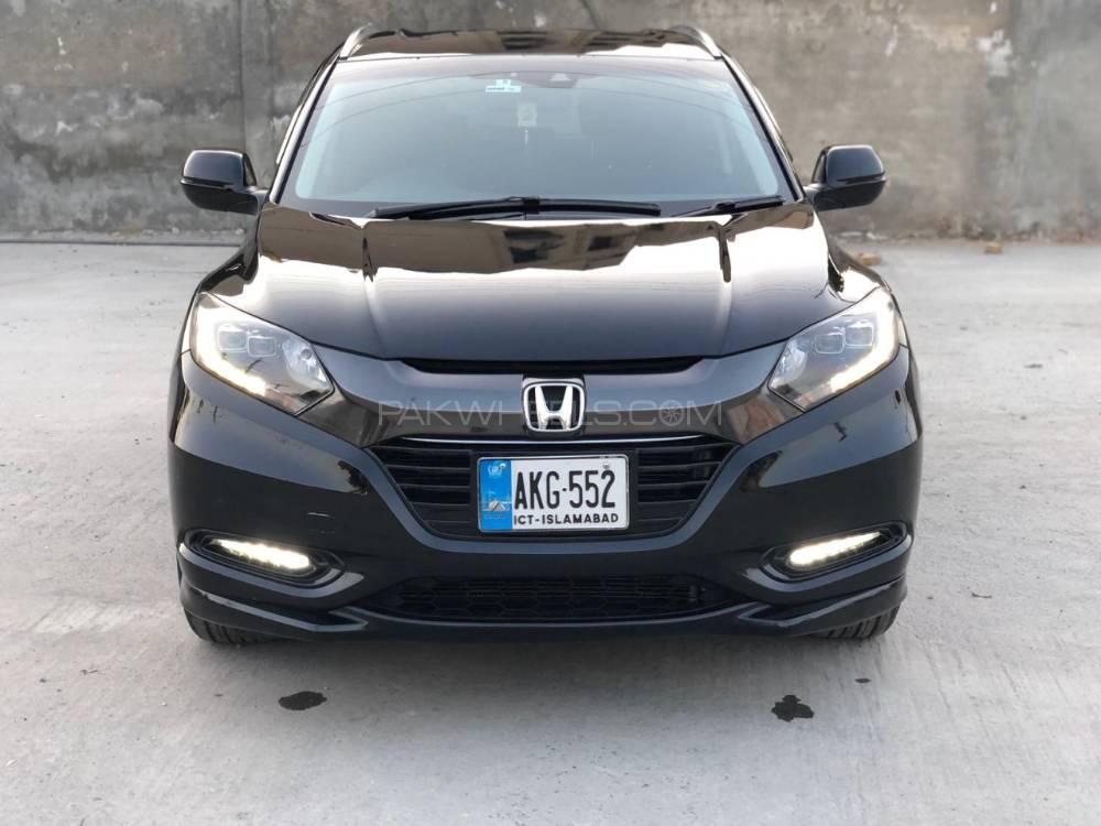 Honda Vezel Hybrid Z Honda Sensing  2017 Image-1