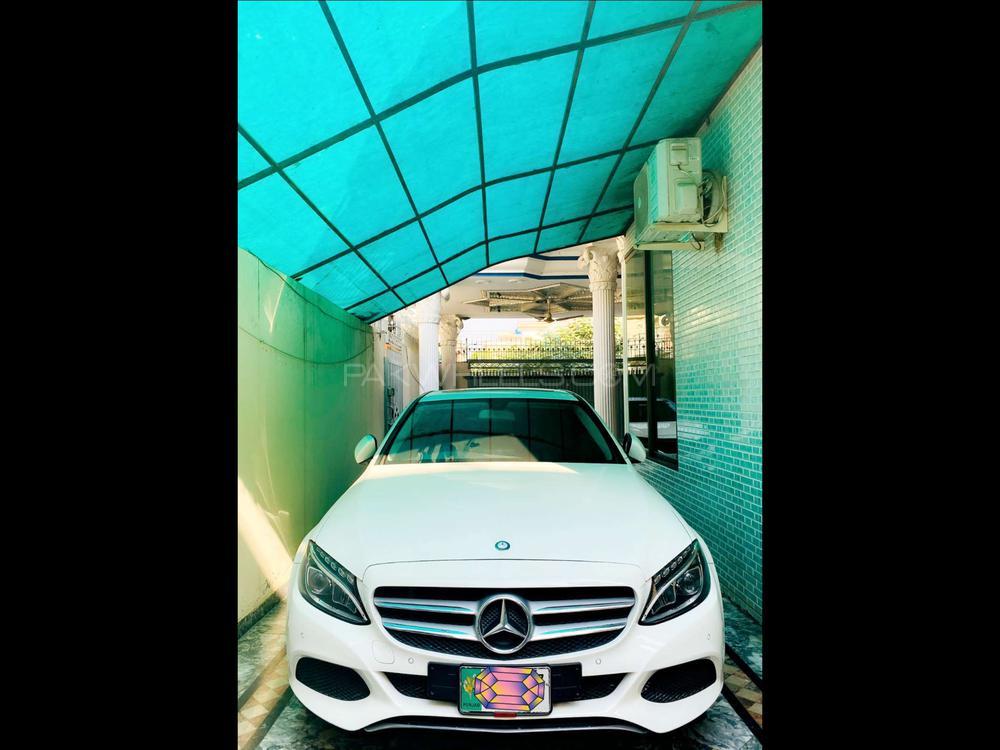 Mercedes Benz C Class C180 Avantgarde 2016 Image-1