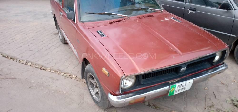 Toyota Corolla 1975 Image-1