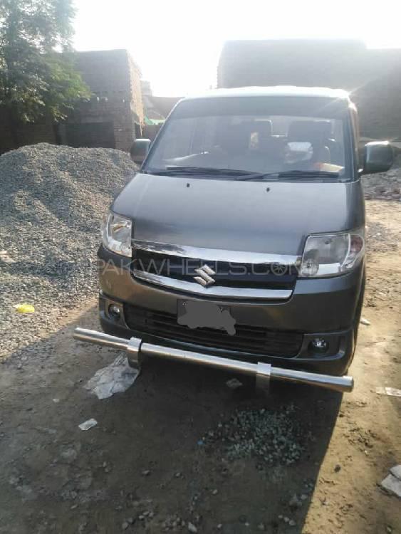 Suzuki APV GLX 2014 Image-1