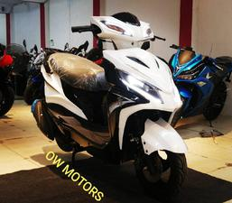 United US Scooty 100 2021 for Sale