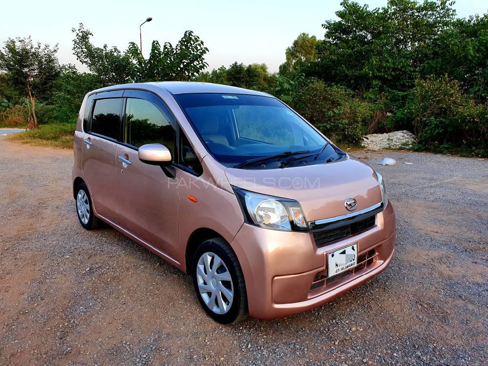 Daihatsu Move Custom X SA 2014 Image-1
