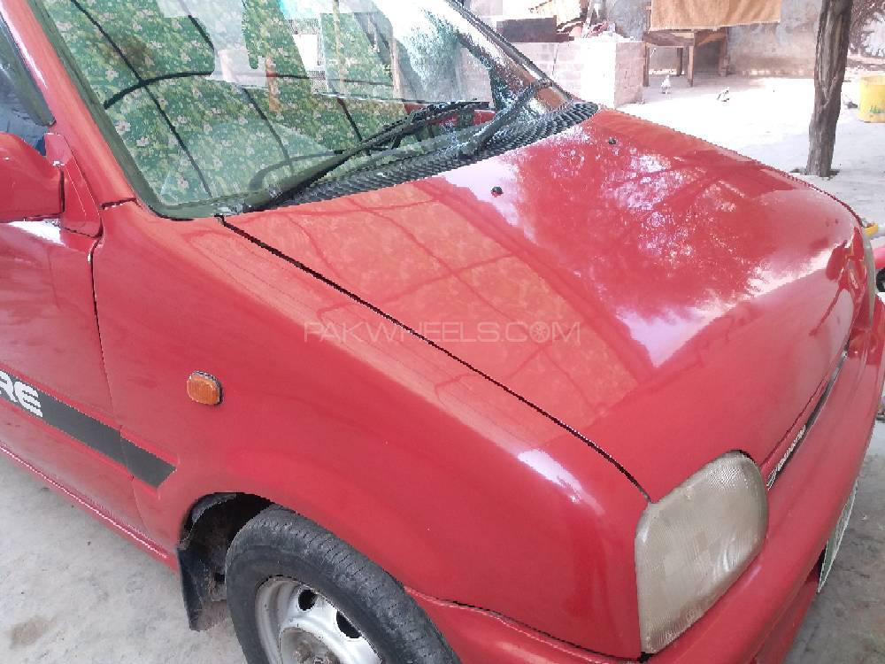 Daihatsu Cuore CX 1997 Image-1