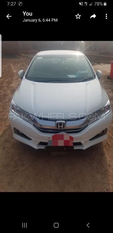 Honda Grace Hybrid DX 2015 Image-1
