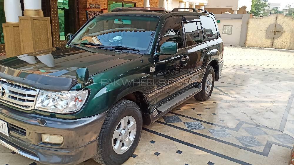 Toyota Land Cruiser VX Limited 4.7 1999 Image-1