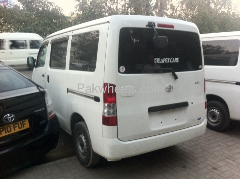 Toyota Lite Ace 2008 Image-4