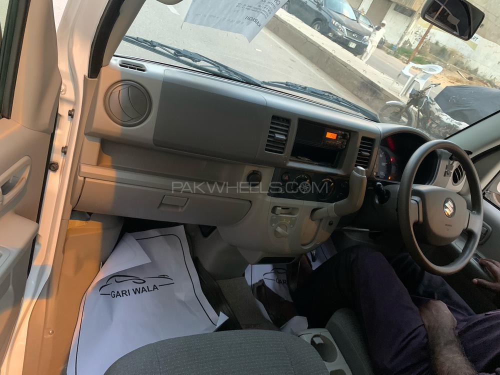 Suzuki Every, 660C.c Super White,  PC Package, Key Start, Model 2014, Fresh import/cleared 2019, Original 3- Grade Auction Sheet(Verifiable) Original 119,000 K.M (Verifiable), Automatic Transmission, Automatic  Front Windows,  Power full Air-Condition, Original Floor & Foot Matts, Original Back Viper, Original Sphere wheel, 100 percent Genuine/ Guarantee