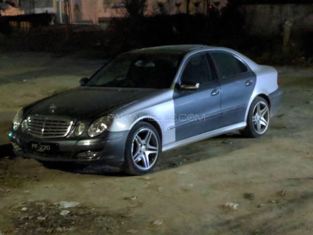 Mercedes Benz E Class - 2009  Image-1