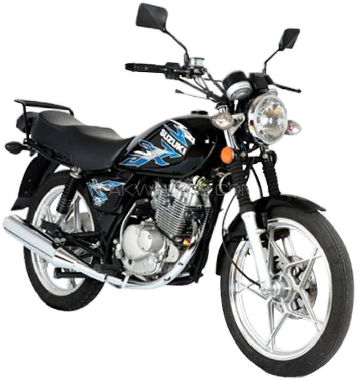 Suzuki GS 150 SE 2019 Image-1