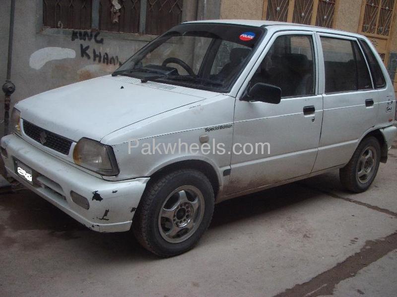 Suzuki Mehran 2004 Image-3