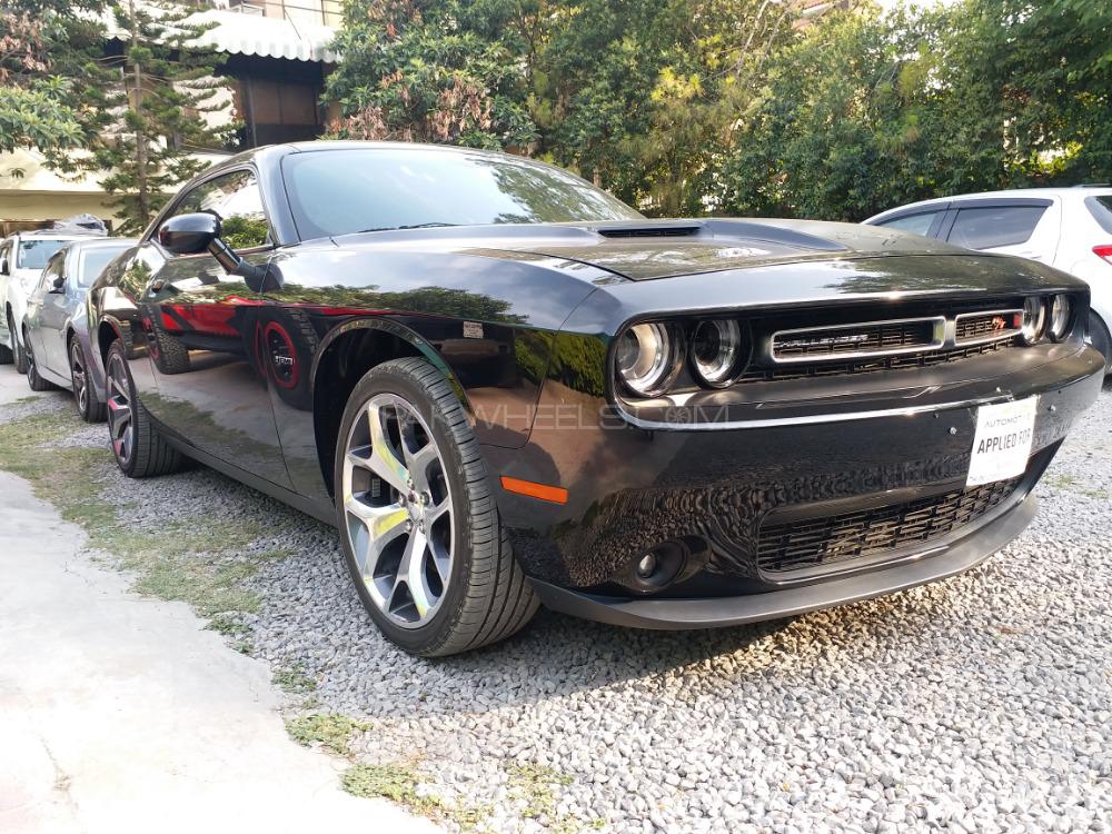 Dodge Challenger - 2015  Image-1