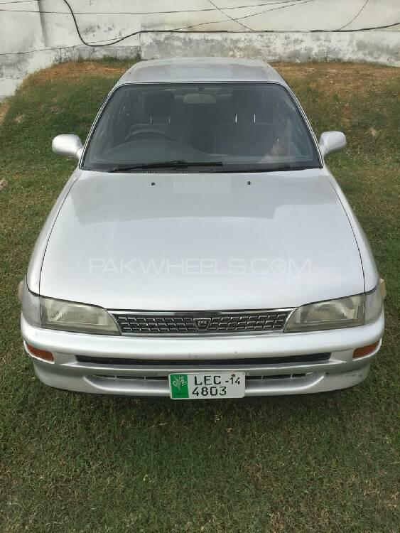 Toyota Corolla 2.0D Special Edition 1994 Image-1