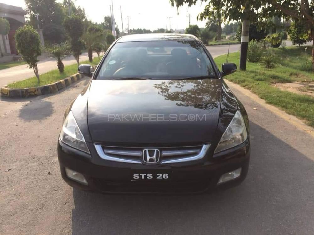 Honda Accord 2005 Image-1