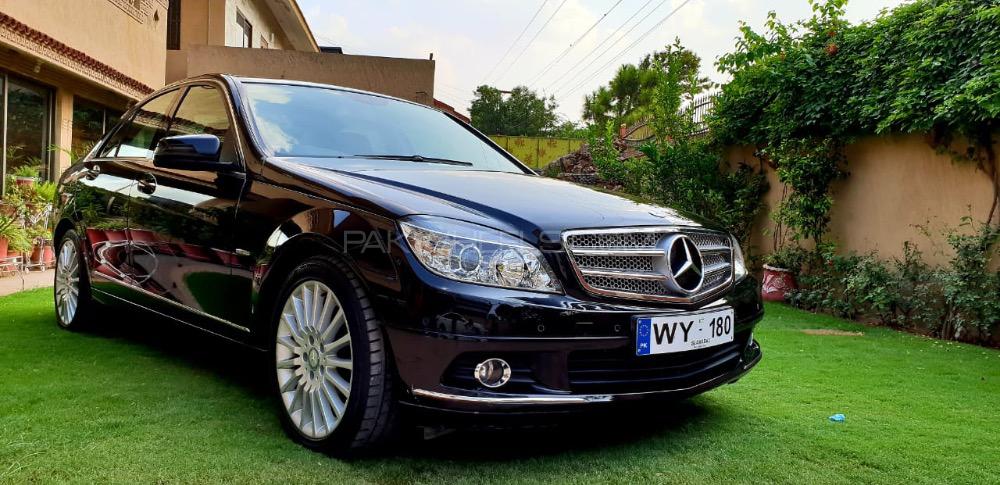 Mercedes Benz C Class - 2009  Image-1