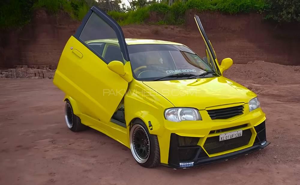 Suzuki Alto - 2008  Image-1