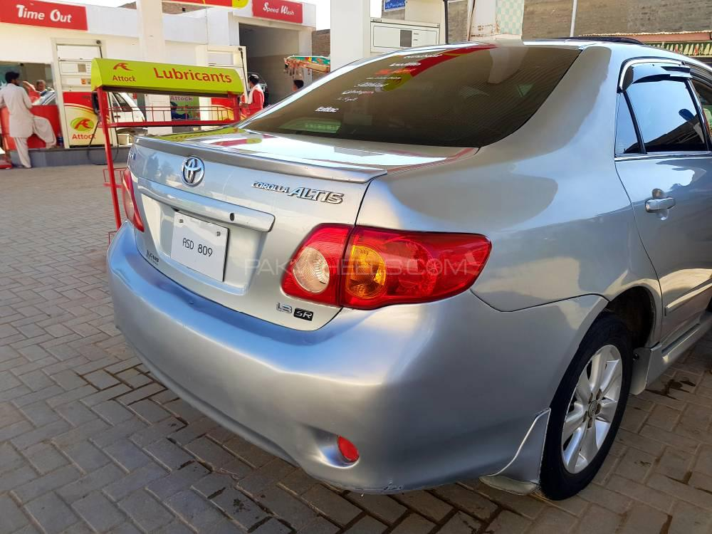Toyota Corolla Altis SR Cruisetronic 1.8 2009 Image-1
