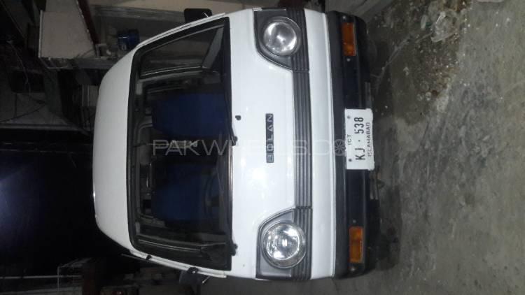 Suzuki Carry 2006 Image-1